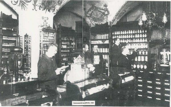 Apotheke im 19. und 20. Jahrhundert