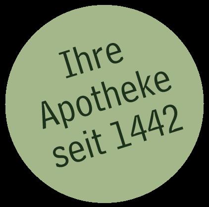 Mohren Apotheke Nürnberg seit 1442