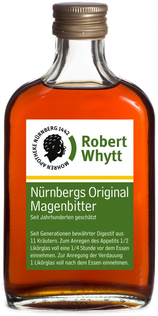 Mohren-Apotheke Nürnberg Magenbitter