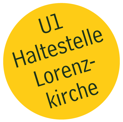 Apotheke Nürnberg U-Bahn U1 Lorenzkirche
