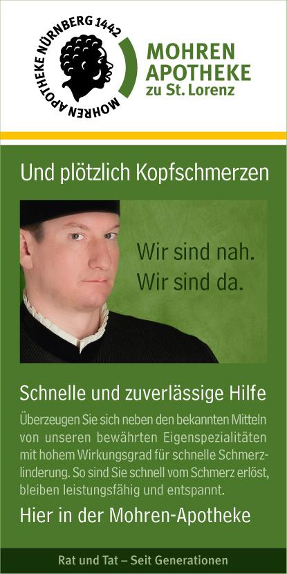 Mohren-Apotheke Nürnberg, Thema des Monats August