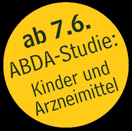 Studie Arzneimittel und Kinder – ABDA zum Tag der Apotheke 7.6.2019